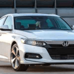2020 Honda Accord Coupe Exterior