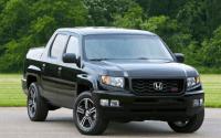 2020 Honda Ridgeline Exterior