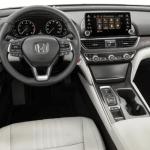 2019 Honda Accord Sedan Interior
