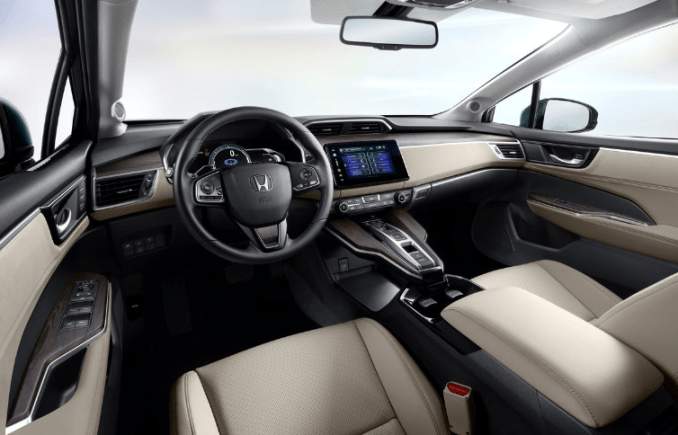 2019 Honda Clarity Interior