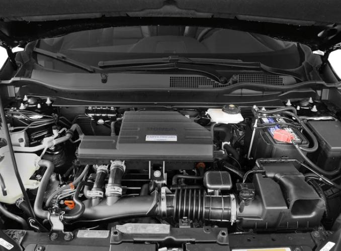 2019 Honda HRV Engine
