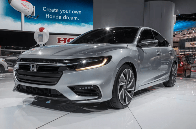 2019 Honda Insight Redesign