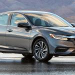 2019 Honda Insight Exterior Changes