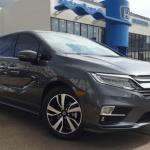 2019 Honda Odyssey Price