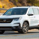 2019 Honda Pilot Exterior Design