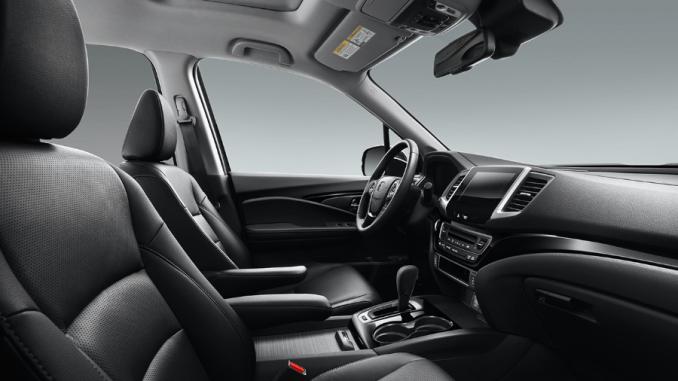 2019 Honda Ridgeline Interior Concept