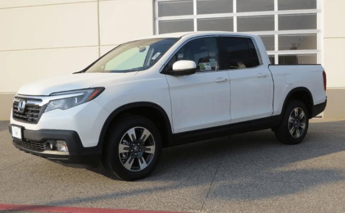2019 Honda Ridgeline Changes