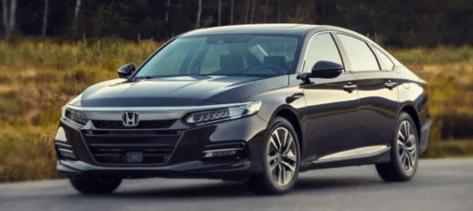 2020 Honda Accord Hybrid Release Date Exterior