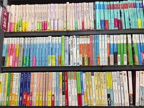 古本せどり文庫攻略・国内作家1-1