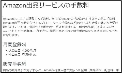 FBA海外発送プログラム・メディア系商品手数料5-1