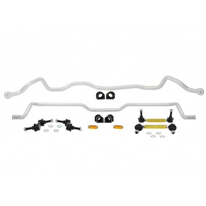 Whiteline Front & Rear Anti-Roll Bar Master Kit
