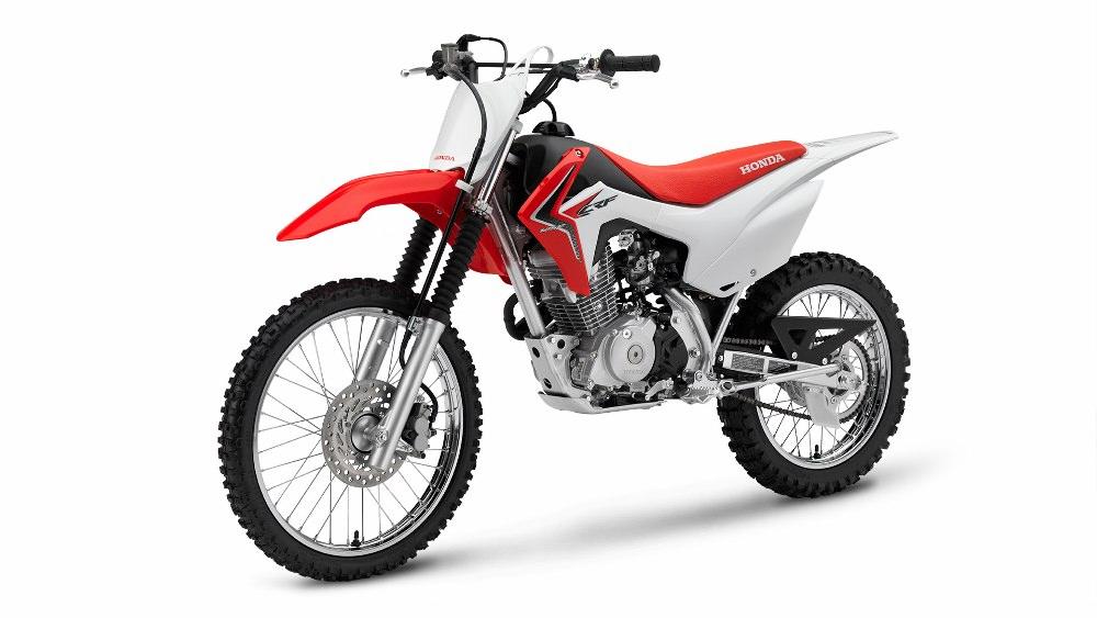 Official  2017 Honda Crf Dirt Bike  Motorcycle Model