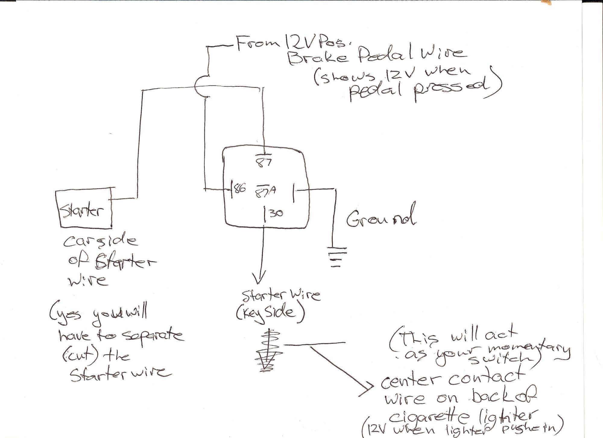 hight resolution of s2000 button start hondaswap s2000 button start hondaswap h8qtb ford relay wiring diagram at cita asia