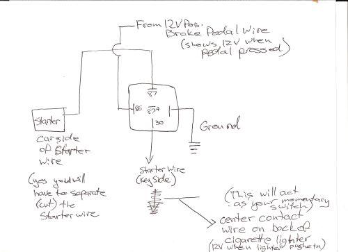 small resolution of s2000 button start hondaswap s2000 button start hondaswap h8qtb ford relay wiring diagram at cita asia