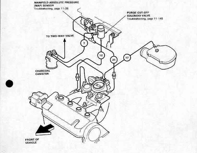 D15b7 Distributor Wiring Diagram : 32 Wiring Diagram