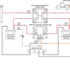 Two Battery Wiring Diagram 1998 Ford Explorer Fuse P1000 Dual Setup The Honda Side By Club