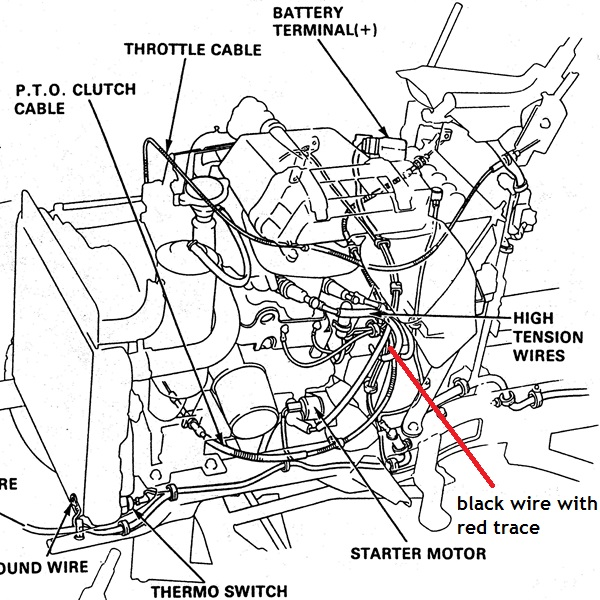 honda 4514 combination relay, coil