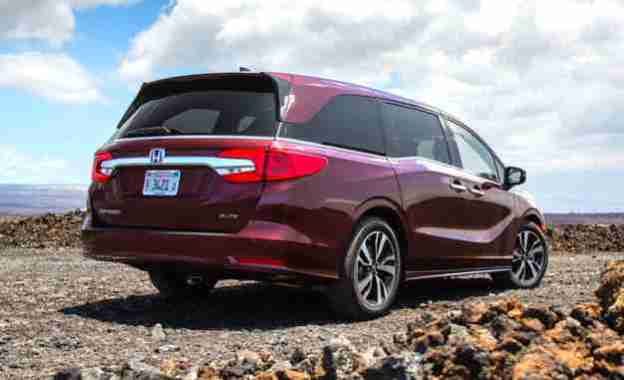 2019 Honda Odyssey Hybrid Release Date, 2019 honda odyssey hybrid price, 2019 honda odyssey hybrid mpg,