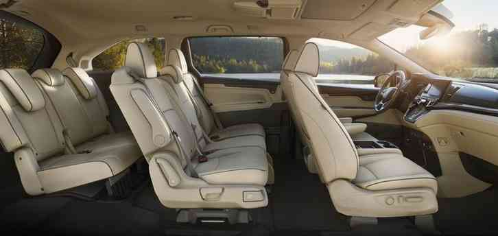2022 honda odyssey redesign Does the 2021 Honda Odyssey have AWD?