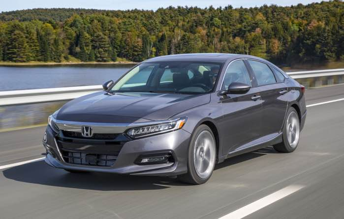 From our assumptions, the 2022 honda accord refresh and Accord Hybrid models