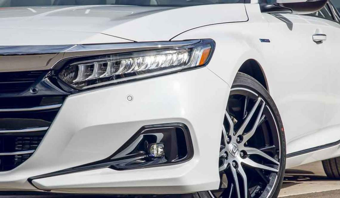 It was a finalist for our 2021 Honda Accord Best Midsize Car for the