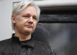 La justicia de EE UU revela por error que preparaba en secreto una acusación contra Assange