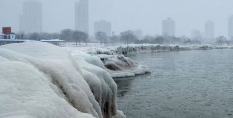 Ola de frío ártico y nieve en Estados Unidos: los científicos responden a Donald Trump y sus dudas sobre el cambio climático