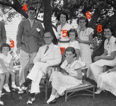 La trágica historia de Rosemary, la hermana de J.F. Kennedy a quien su padre mandó a lobotomizar