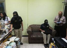 Secuestran documentos en MiAmbiente por varias denuncias