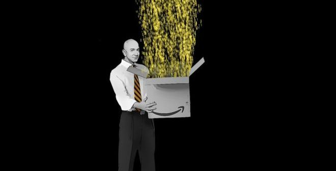 Amazon: por qué debería preocuparnos todo lo que la compañía de Jeff Bezos sabe sobre nosotros