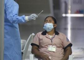 En promedio, mil personas diarias son confirmadas con COVID-19 en Honduras