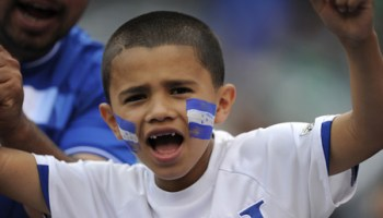 Resultado de imagen de niño hondureño