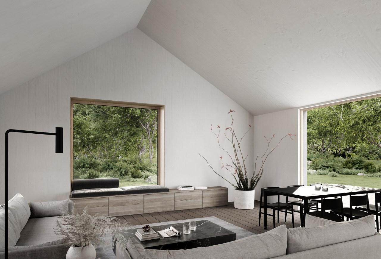 esthétique et responsable salon maison honei sim house