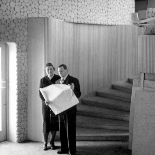 femmes architectes suisse mari