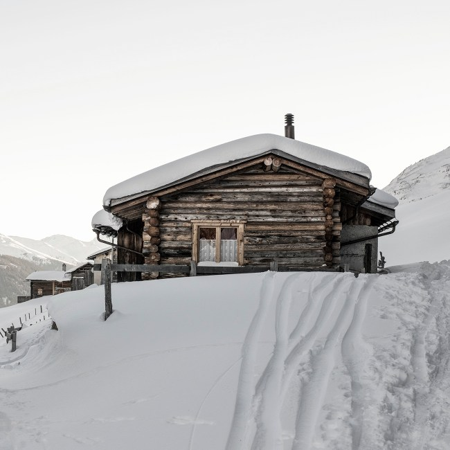 chalet vernaculaire
