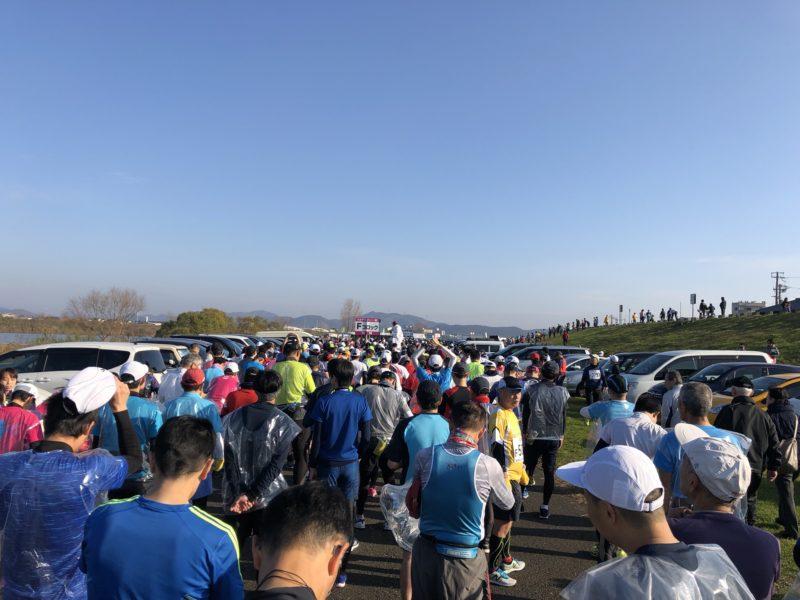 第30回記念加古川マラソンスタート