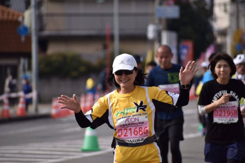 世界遺産姫路城マラソン2019 nakさん1