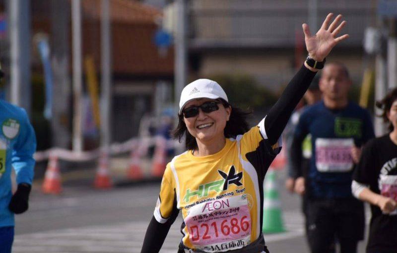 世界遺産姫路城マラソン2019 nakさん2