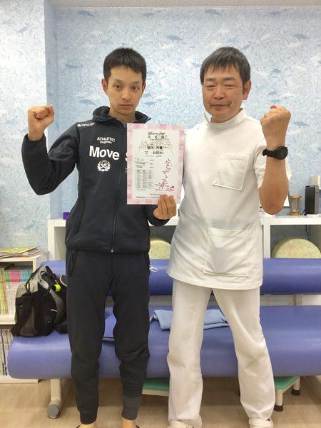 世界遺産姫路城マラソン2019 kakさん1