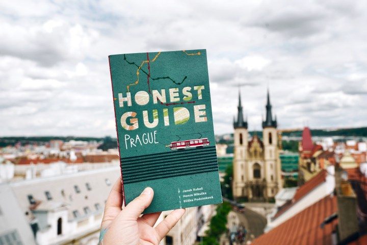 HONEST GUIDE BOOK