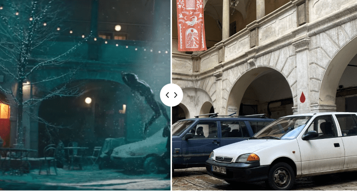 How Apple shot their commercials in Prague