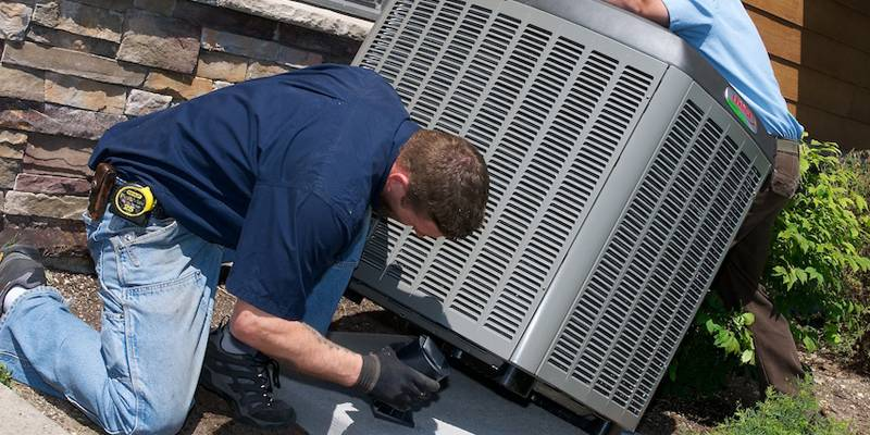 HVAC services in Southern Pines