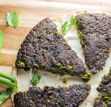 Kuku (Persian Herb, Beef, and Potato Frittata)