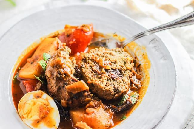 Persian Meatballs (Koofteh)