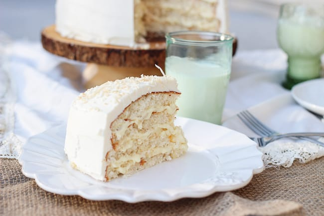The Perfect Coconut Cake-10