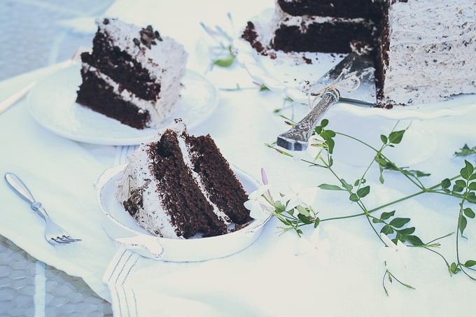 Cookies and Cream Cake-7