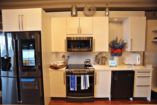 samsung kitchen appliance set refrigerators why you want a smart – appliances make ...