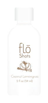 Flo Shots Coconut Lemongrass