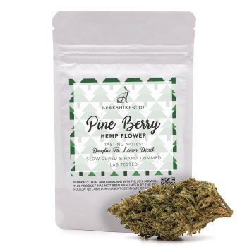 Berkshire CBD Pineberry
