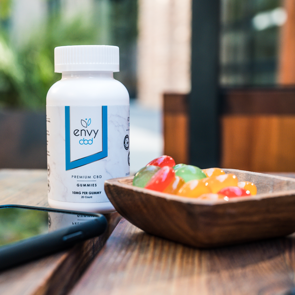 Envy CBD Gummies